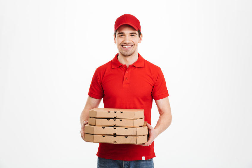 pizza delivery guy or gal halloween costume ideas